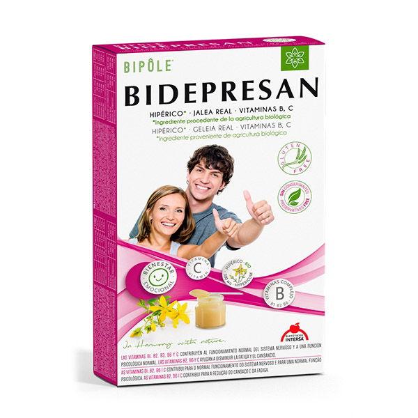 Bipole BIDEPRESAN (20 ampollas)