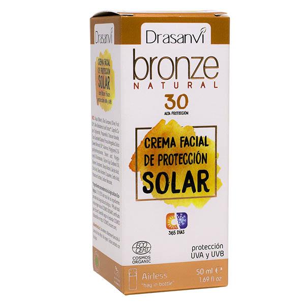 CREMA FACIAL DE PROTECCIÓN SOLAR FACTOR 30 (50 ml)