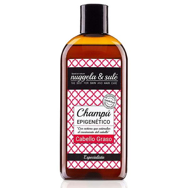 CHAMPÚ EPIGENÉTICO  cabello graso (250 ml.)