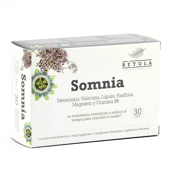 SOMNIA (30 cápsulas)