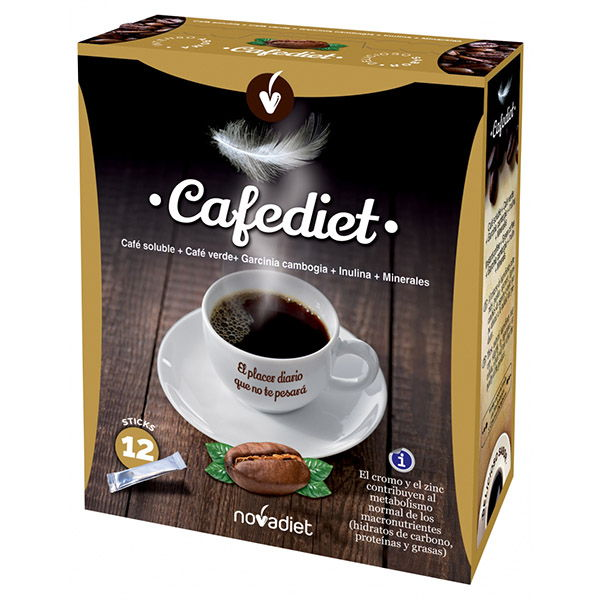 CAFEDIET (12 sticks)