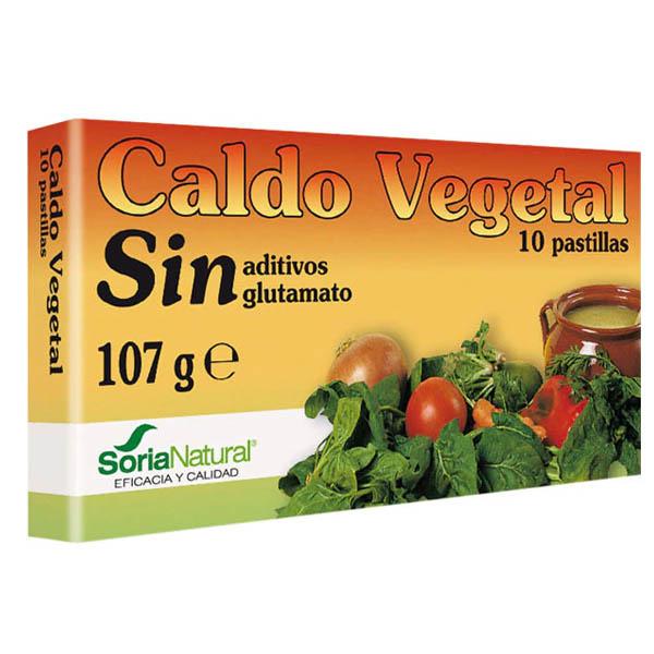 CALDO VEGETAL (10 cubitos)