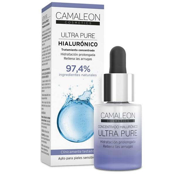 CAMALEÓN SÉRUM ULTRA PURE HIALURÓNICO (15 ml)