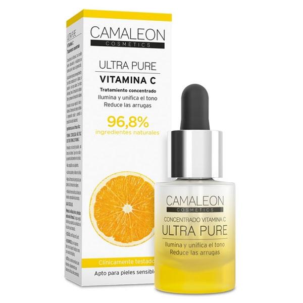 CAMALEÓN SÉRUM ULTRA PURE VITAMINA C (15 ml)