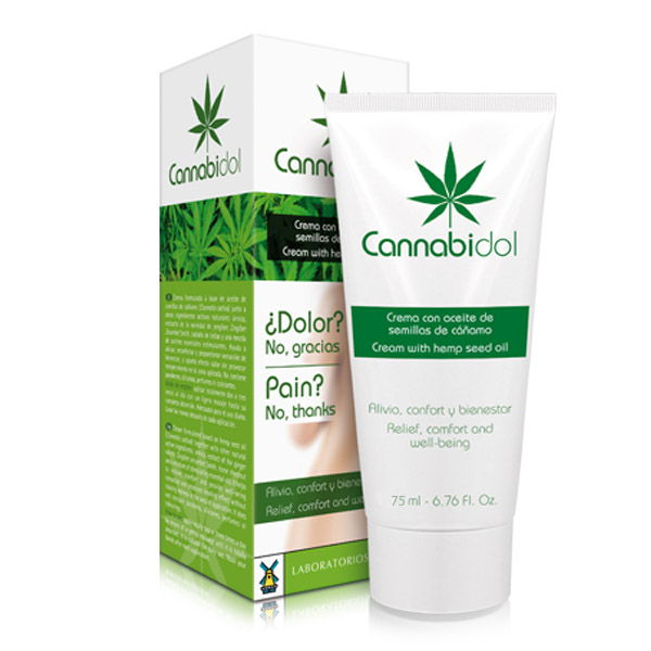 CANNABIDOL crema (75 ml.)