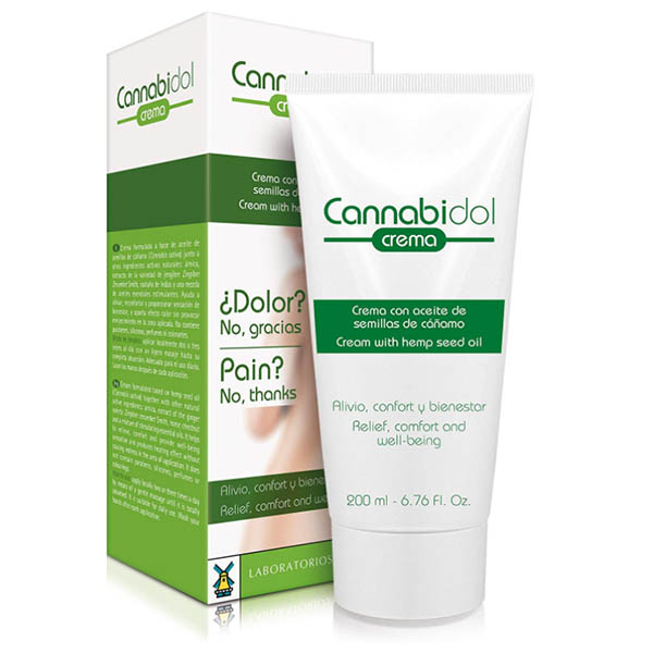 CANNABIDOL CREMA (200 ml)