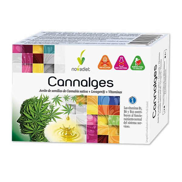 CANNALGES (30 cápsulas)