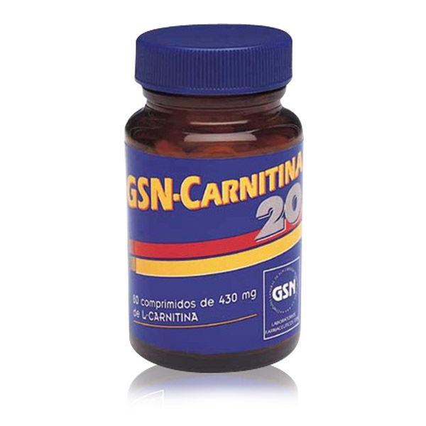 GSN - CARNITINA 20 (80 compr.)