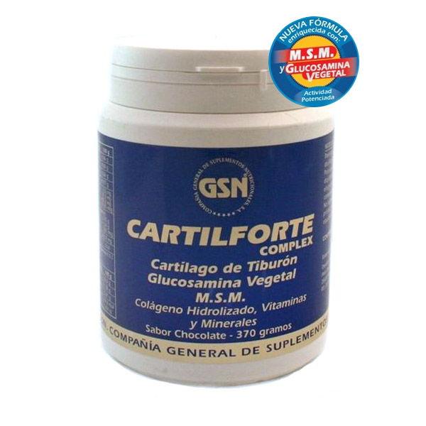 CARTILFORTE COMPLEX  Chocolate (374 gr.)