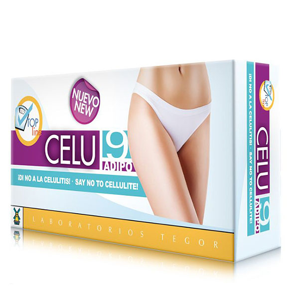 CELU 9 ADIPO (45 comprimidos)