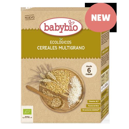 BABYBIO CEREALES  MULTIGRANO bio (200 g)