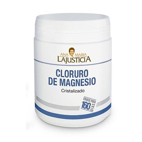 CLORURO de Magnesio Cristalizado (400 gr.)