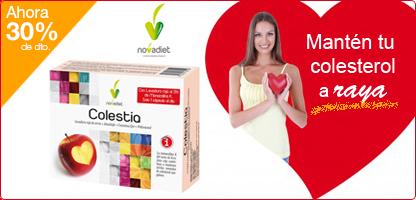 COLESTIA- colesterol (30 cápsulas)