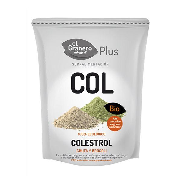 COLESTROL (Chufa y Brócoli) (200 gr.)