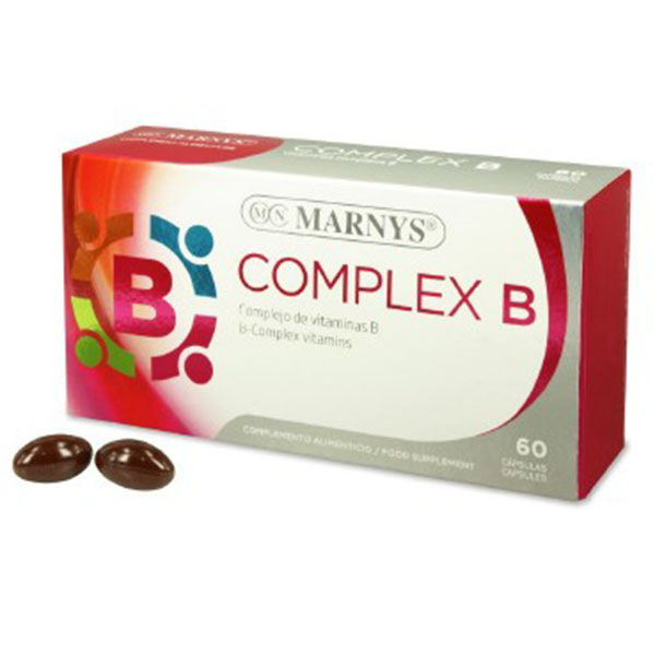 COMPLEX B  (60 cápsulas)