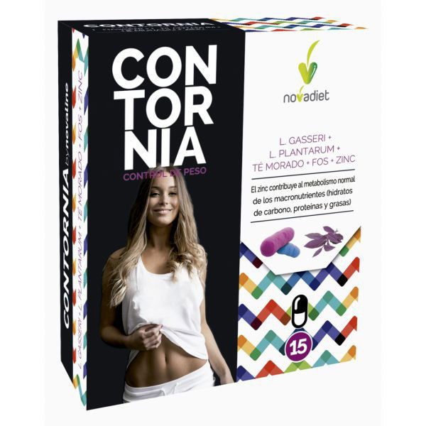 CONTORNIA (15 cápsulas)