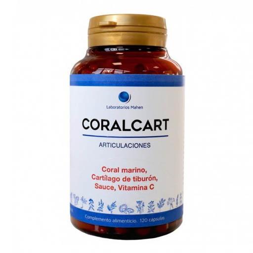 CORALCART (120 cápsulas)