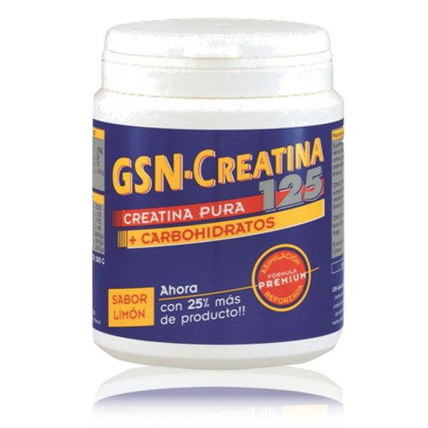 GSN - CREATINA 125 (500 gr.)