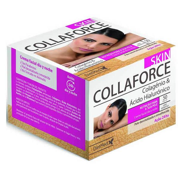 CREMA FACIAL COLLAFORCE SKIN (50 ml)