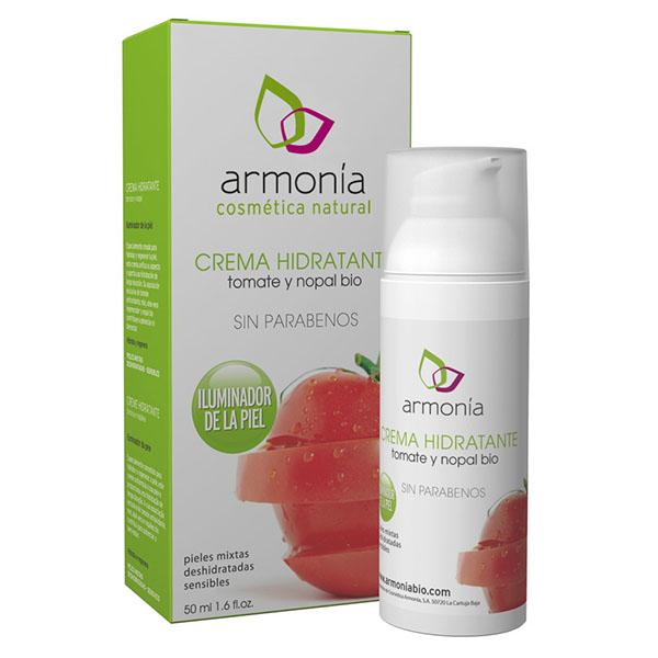 CREMA HIDRATANTE Tomate y Nopal Bio (50 ml.)
