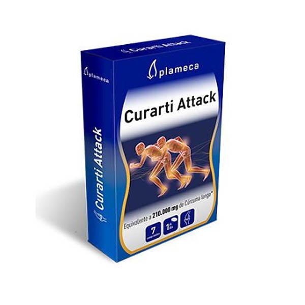 CURARTI Attack (7 comprimidos)