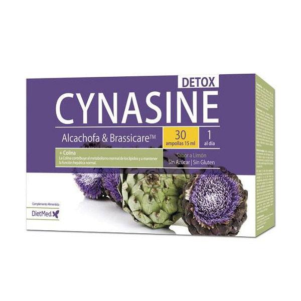 CYNASINE detox (30 ampollas)