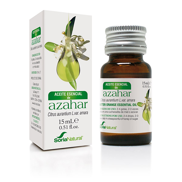 Aceite Esencial de AZAHAR (15 ml.)