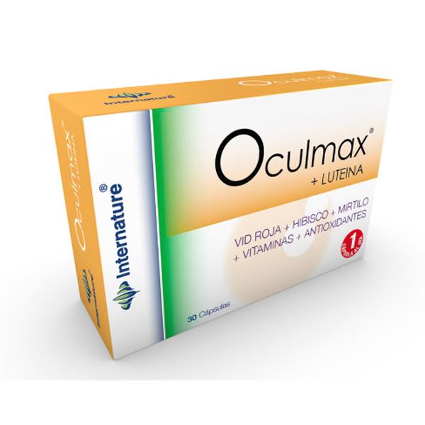OCULMAX (30 cápsulas)