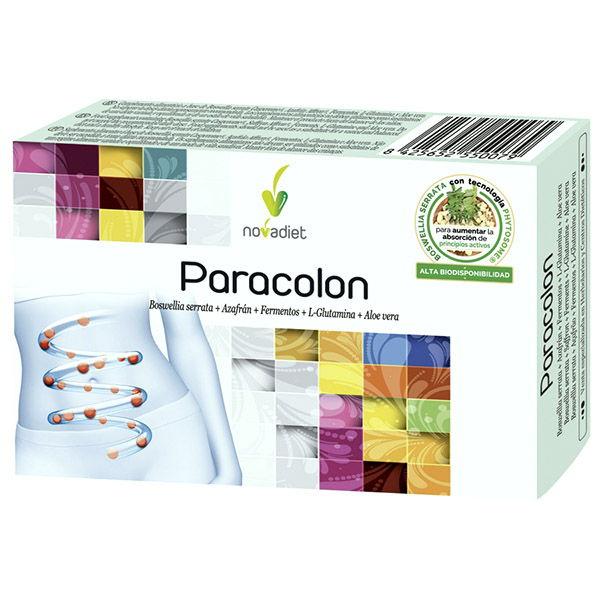 PARACOLON (15 cápsulas)