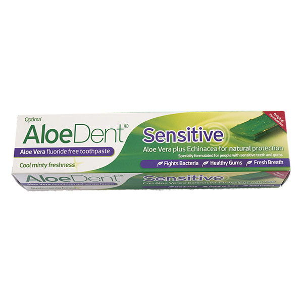 DENTÍFRICO Aloe vera sensitive (100 ml.)