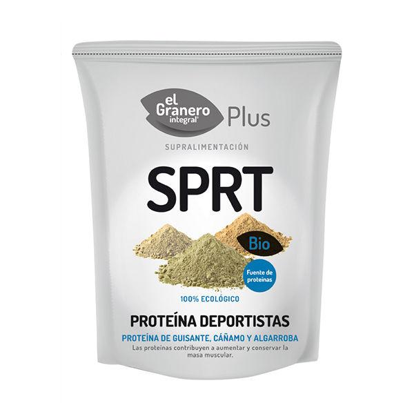 DEPORTISTAS-Proteínas vegetales bio (200 gr.)