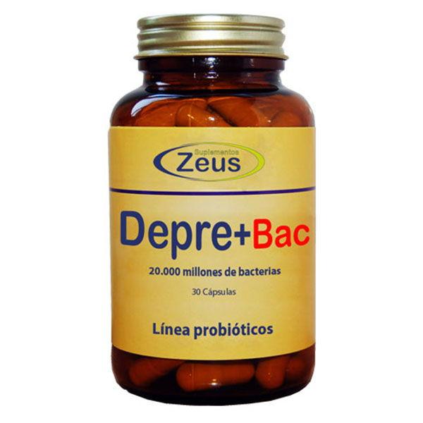 DEPRE+BAC (30 cápsulas)