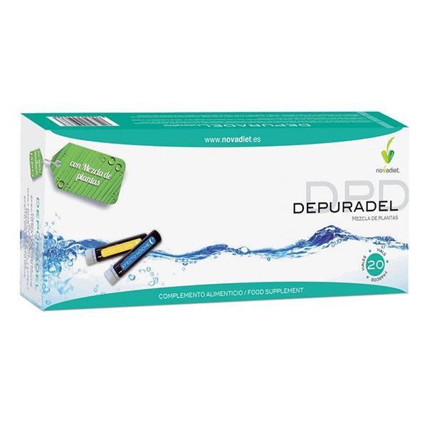 DEPURADEL (20 viales)