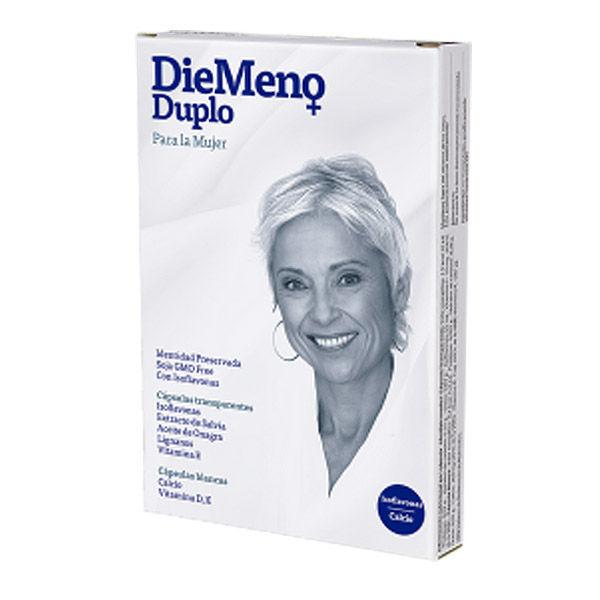 DIEMENO DUPLO (60 cápsulas)