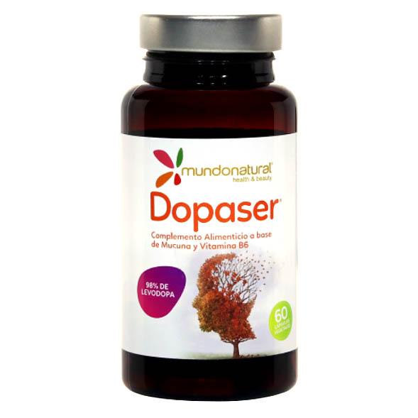 DOPASER (60 cápsulas)