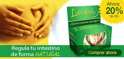 LAXABEL (30 cápsulas)