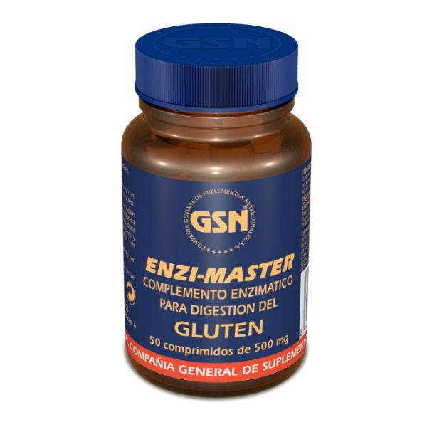 Digiere el gluten fácilmente