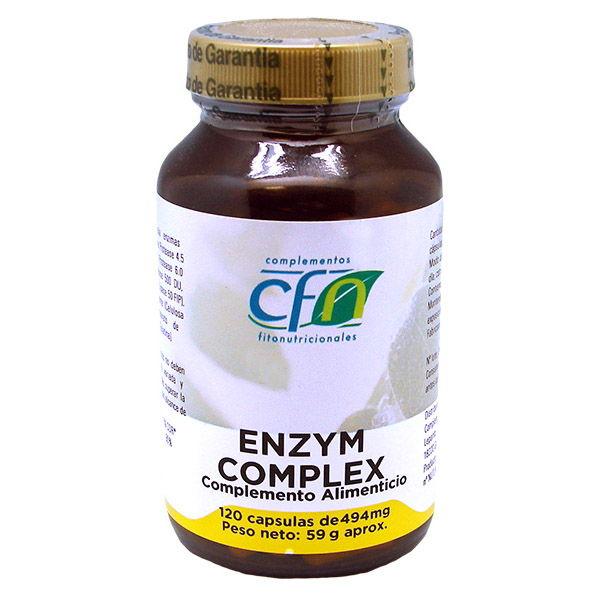 ENZYM COMPLEX (120 cápsulas)