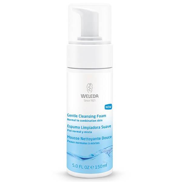 Cuidado suave de la piel con un profundo efecto limpiador