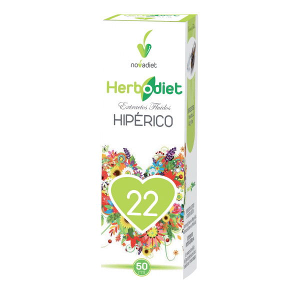 HERBODIET Extracto fluido Hipérico (50 ml.)