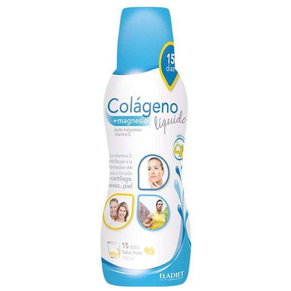 COLÁGENO + MAGNESIO Líquido (450 ml.)