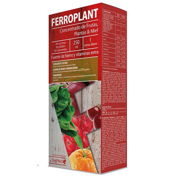 FERROPLANT Jarabe (250 ml.)