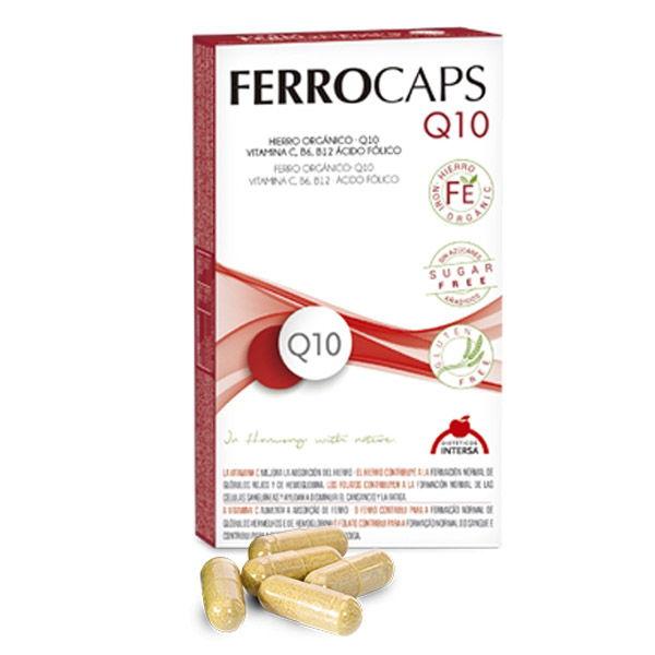 FERROCAPS- Q10 (60 cápsulas)