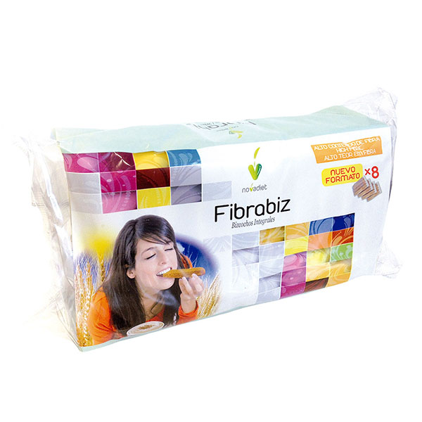 FIBRABIZ Bizcocho integral (400 g)