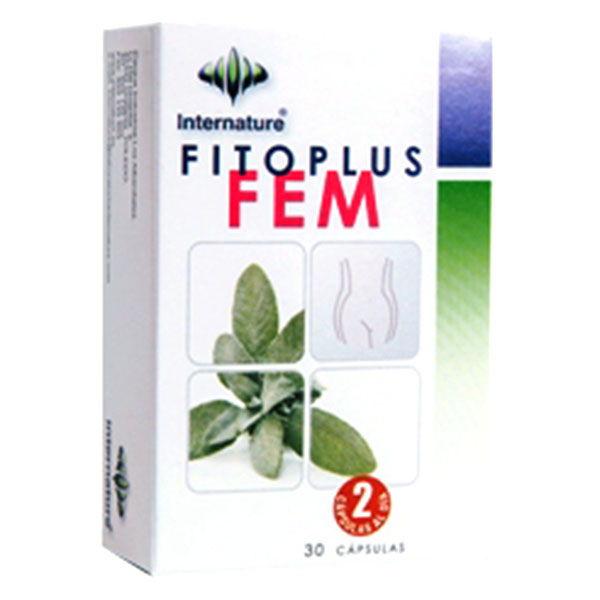 FITOPLUS FEM (30 cápsulas)