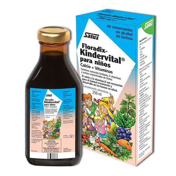 FLORADIX KINDERVITAL (250 ml.)