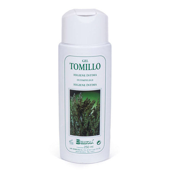GEL ÍNTIMO Tomillo (250 ml.)