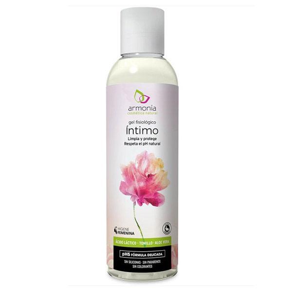 GEL FISIOLÓGICO INTIMO Tomillo y Aloe vera (300 ml.)