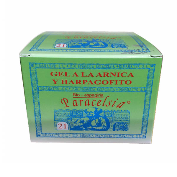 PARACELSIA GEL A LA ÁRNICA Y HARPAGOFITO (200 ml)