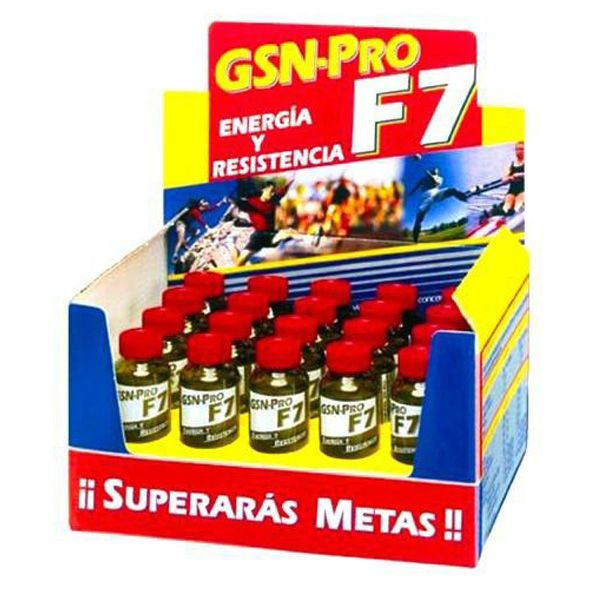GSN - PRO F7 (20 viales)